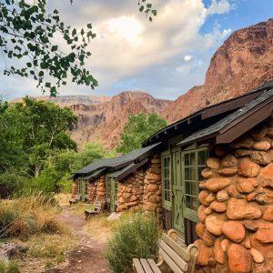 Phantom Ranch Canteen in Grand Canyon National Park